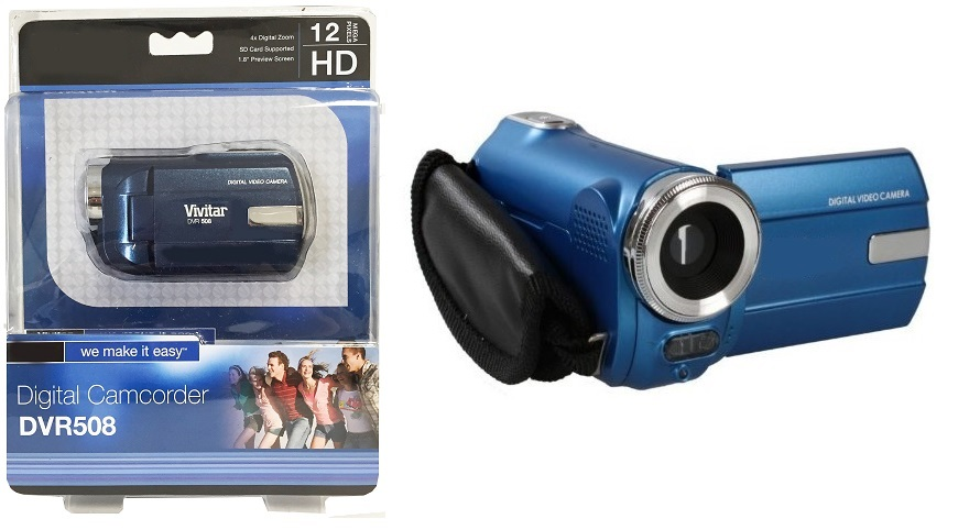 high definition digital video camcorder for icube. Black Bedroom Furniture Sets. Home Design Ideas