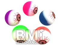 45MM EYEBALL HI BOUNCE BALL ASSORTMENT