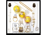 BALL PRIZE FASHION KIT 4 INCHES - 100 PCS