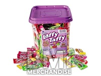 LAFFY TAFFY CANDY ASSORTMENT - 145 PC