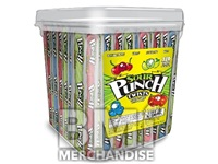 SOUR PUNCH TWISTS 225PC TUB