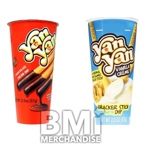 YAN YAN CRACKER STICK WITH DIP