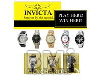 6 PC INVICTA BRAND WATCH CRANE KIT