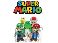 72PC 20% 11 -14INCH SUPER MARIO PLUSH CRANE KIT