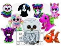 144PC 20% 7 INCH TY BEANIE BOO  CRANE KIT