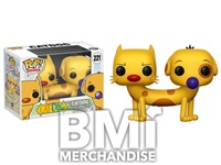 CATDOG POP VINYL FIGURE - STRAPPED