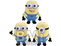 72PC JUMBO MIX PLUSH 20% DESPICABLE ME CRANE KIT