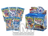 POKEMON BOOSTER TRADING CARDS
