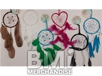 4.5INCH DREAMCATCHER ASSORTMENT