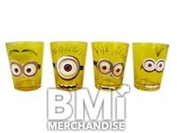 DESPICABLE ME SHOT GLASS ASSORTMENT