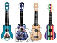 16INCH UKULELE ASSORTMENT