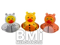 2 INCH PAJAMA RUBBER DUCK ASSORTMENT