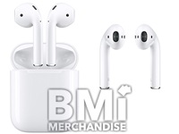 APPLE WIRELESS BLUETOOTH AIRPODS - STRAPPED