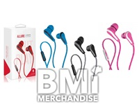COLORFUL EARPHONES ASSORTMENT