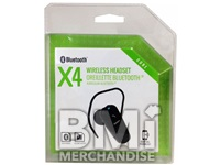 BLUETOOTH WIRELESS HEADSET- STRAPPED