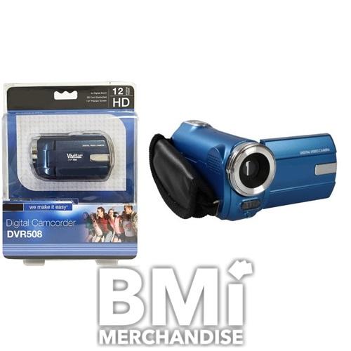 high definition digital video camcorder strapped. Black Bedroom Furniture Sets. Home Design Ideas