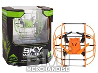 MINI SKY WALKER 2.4G RC QUADCOPTER DRONE FOR COLOR MATCH
