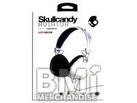 SKULLCANDY SUPREME SOUND AVIATOR HEADPHONES - STRAPPED
