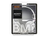 SONY SLIM SWIVEL FOLDING EARPHONES