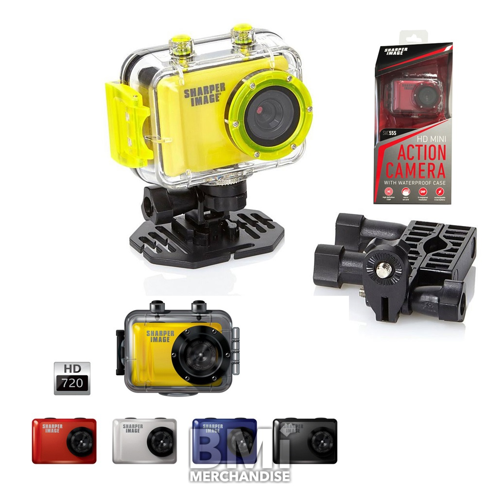 Sharper Image Action Camera For Icube