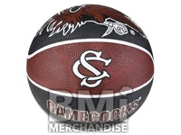 9.5 IN SOUTH CAROLINA  REGULATION BASKETBALL