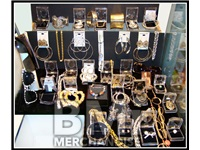 FASHION JEWELRY TREASURE CRANE KIT - 96 PCS