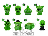 FIVE NIGHTS AT FREDDY'S SLOW RISE GLOW IN DARK FOAM FIGURE IN BAG