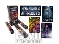 FIVE NIGHTS AT FREDDYS MYSTERY MINI POSTERS