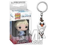 FROZEN 2 POCKET POP KEYCHAIN