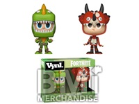 FORTNITE 2 PK POP VINYL FIGURES