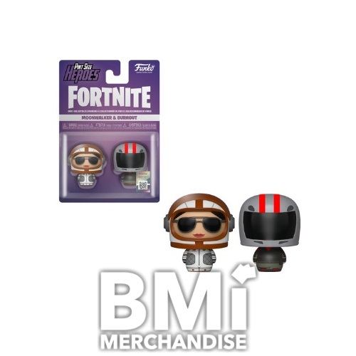FORTNITE PINT SIZE HEROES 2PK