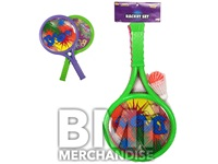 16IN BOOM BOOM RACKET SET WITH BALL AND BIRDIE