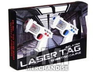 LASER TAG MINI TWO PLAYER GAME