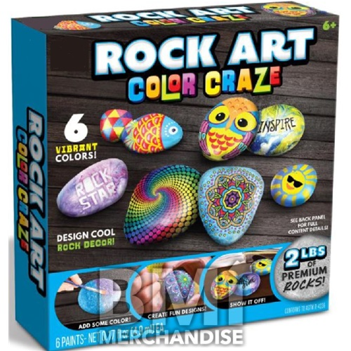 ROCK ART COLOR CRAZE