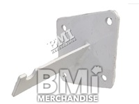 GRIDWALL MOUNTING BRACKET WHITE