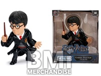 HARRY POTTER 4INCH METAL FIGURE