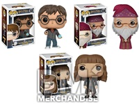 12PC HARRY POTTER POP VINYL WINNER'S CUBE KIT