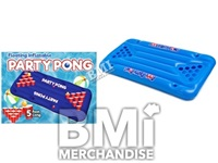 DELUXE INFLATABLE FLOATING PARTY PONG