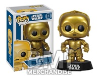 STAR WARS C3P0 BOBBLE HEAD