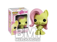 MY LITTLE PONY FLUTTERSHY POP VINYL FIGURE