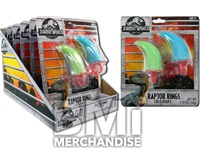 JURASSIC WORLD RAPTOR RING POPS