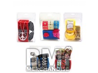 12PC FASHION KEYMASTER KIT