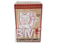 7.5INCH LUCKY CAT WAVING LIGHT