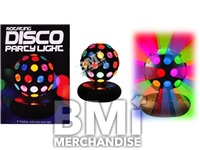 6 INCH DISCO PARTY LIGHT