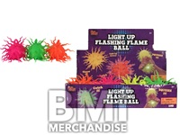FLASHING FLAME BALLS