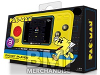PACMAN HAND HELD GAME STRAPPED