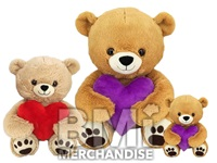 21INCH BEARY THE BEAR SOFT PLUSH
