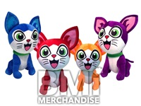 23IN WHISKERS THE CAT PLUSH
