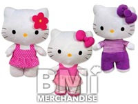 144PC 6-9IN HELLO KITTY CRANE KIT 100% LICENSED