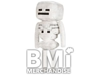 MINECRAFT JUMBO SKELETON 12IN PLUSH